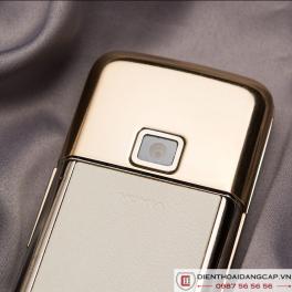 Nokia 8800 Vàng hồng da trắng 4Gb nguyên bản chính hãng 04