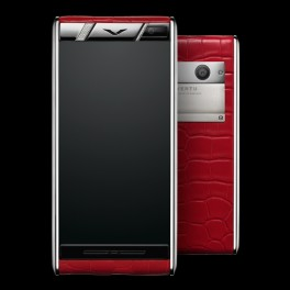 Vertu mới Aster DIAMONDS RED ALLIGATOR 2016
