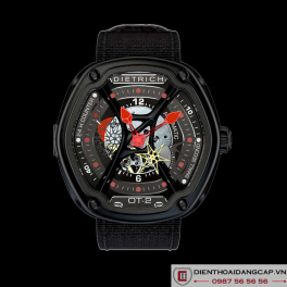 DIETRICH OT2 on Black Nylon Strap 05