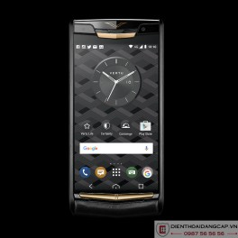 Vertu mới New Signature Touch PURE JET RED GOLD 2016 2