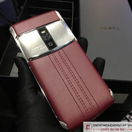 Vertu mới New Signature Touch GARNET CALF 2016 - 03