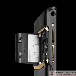 Vertu mới New Signature Touch PURE JET RED GOLD 2016 4
