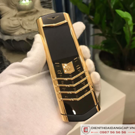 Vertu cũ  Signature S Yellow Gold 02