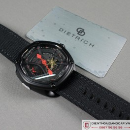 DIETRICH OT2 on Black Nylon Strap  01