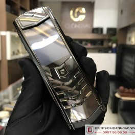Vertu cũ Signature S Ultimate Black Fullbox Likenew 02