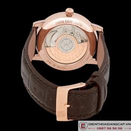 FREDERIQUE CONSTANT Men's Slim Line Automatic Brown FC-316C5B9 03