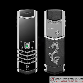 Vertu Mới Signature S STEEL DRAGON 2016 01