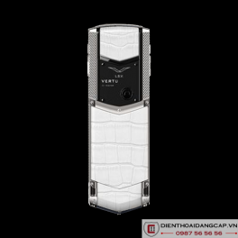 Vertu Mới Signature S FOR BENTLEY WHITE ALLIGATOR 2015 03