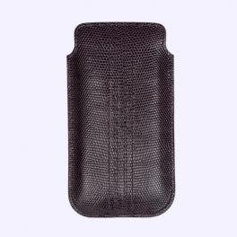 Bao da thằn lằn trượt màu đen dành cho New Signature Touch 1
