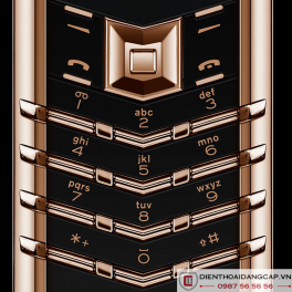 Vertu mới Signature DESIGN ROSE GOLD 2016 02