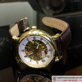 POLJOT Russian Mechanical Watch Skeletons -01