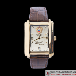 RUSSIAN PRESIDENT PUTIN Poljot Mechanical Self-winding Brown