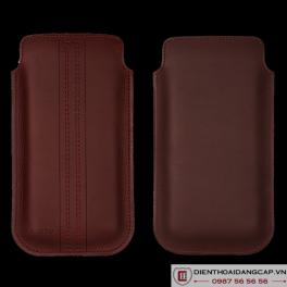 Bao da bê màu đỏ sẫm trượt dành cho New Signature Touch 01