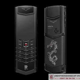 Vertu mới Signature s BLACK DRAGON 1
