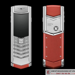 Vertu cũ Signature S Red Calf 01