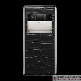Vertu mới Aster DIAMONDS BLACK ALLIGATOR 2016 2