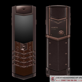Vertu cũ Signature Pure Chocolate 01