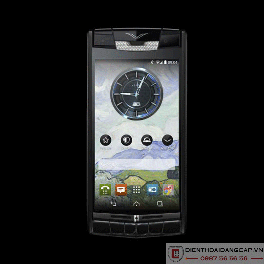 Vertu Signature Touch Pure Jet Alligator Diamonds 2016 Mới 100%-01
