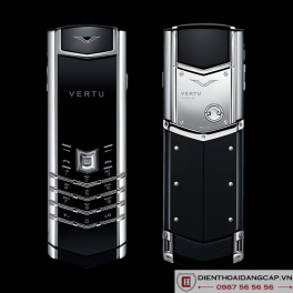 Vertu cũ Signature S White Gold 01