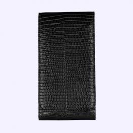 Bao da thằn lằn màu đen huyền có nắp dành cho New Signature Touch 1