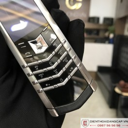 Vertu cũ Signature Stainless Steel  02