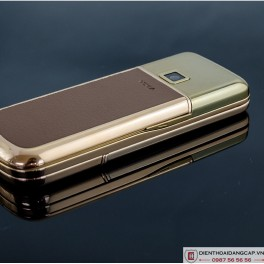 Nokia 8800 Vàng hồng nâu gold phím đá 4