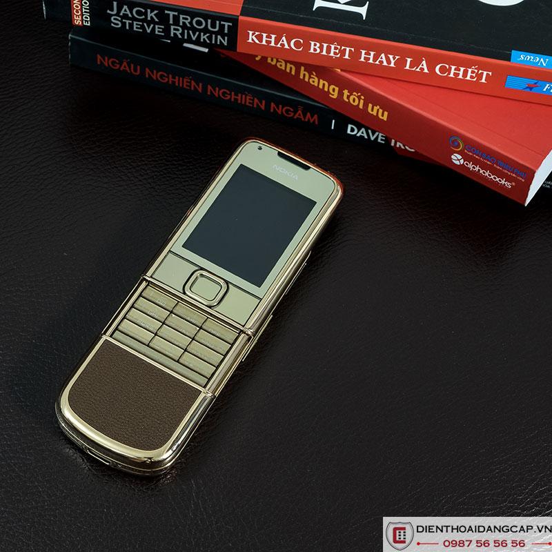 Nokia 8800 vàng hồng nâu gold