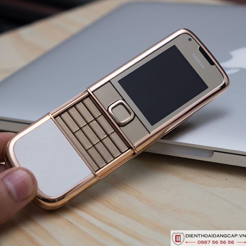 Nokia 8800 gold da trắng 1Gb