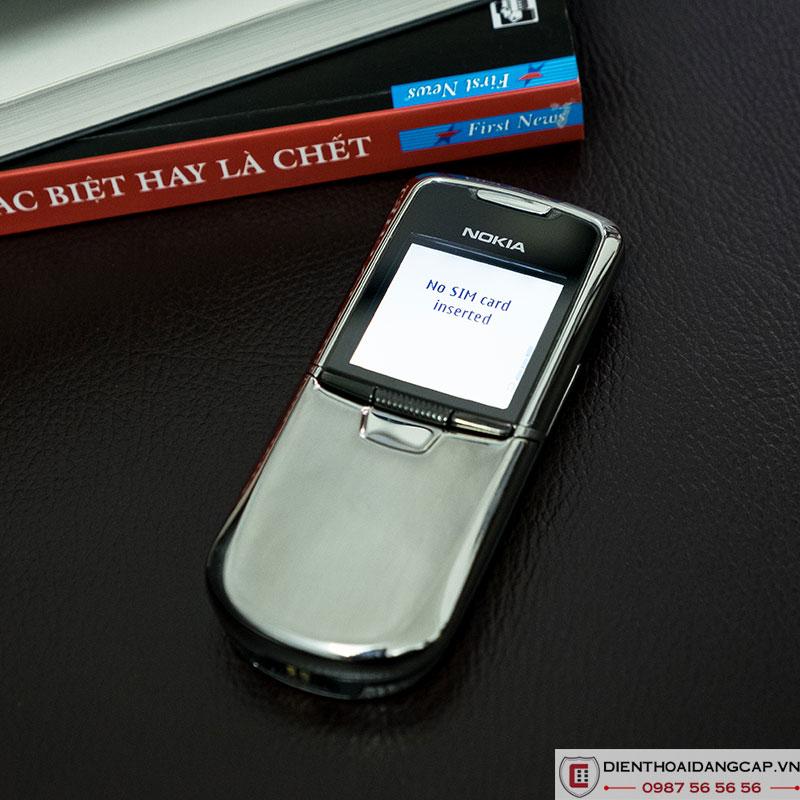 Nokia 8800 Anakin Silver chính hãng