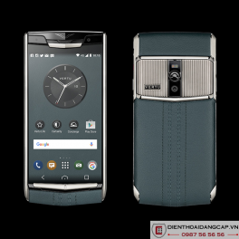 Vertu mới New Signature Touch TEAL FLUTED 2016