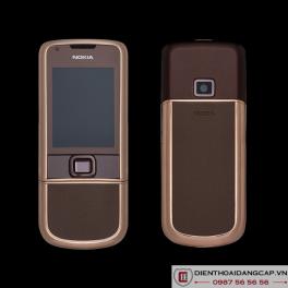 Nokia 8800 Vàng hồng da nâu chính hãng 01