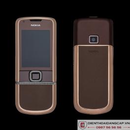 Nokia 8800 vàng hồng da nâu full đá 1