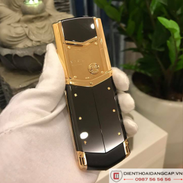 Vertu cũ  Signature S Yellow Gold 03