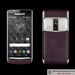 Vertu mới New Signature Touch GRAPE LIZARD 2016