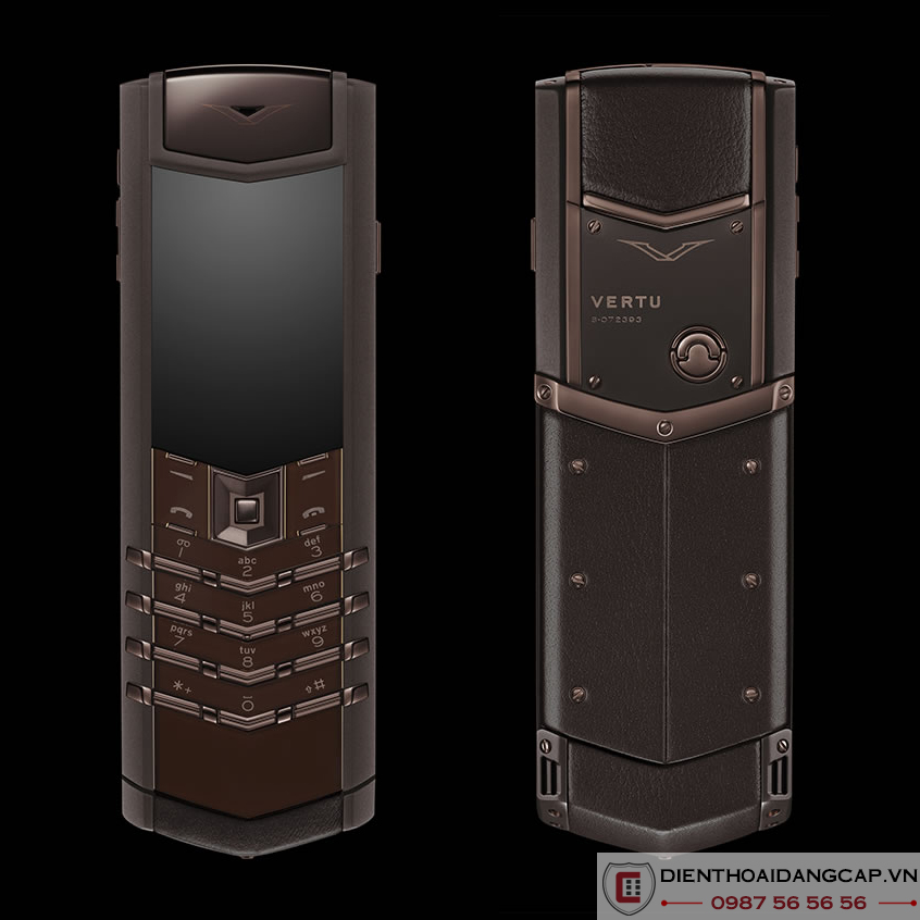 Vertu Mới Signature PURE CHOCOLATE 2016