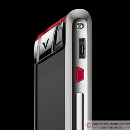 Vertu mới Aster DIAMONDS RED ALLIGATOR 2016 4