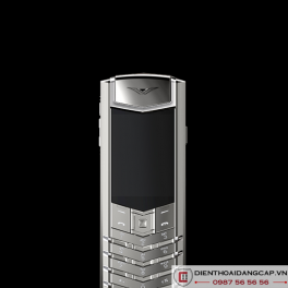 Vertu Mới Signature STAINLESS STEEL HANDSET HUNTER GREEN ALLIGATOR 2016 03