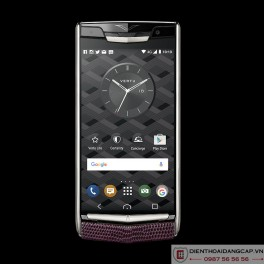 Vertu mới New Signature Touch GRAPE LIZARD 2016 1