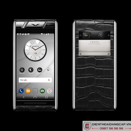 Vertu mới Aster DIAMONDS BLACK ALLIGATOR 2016 5