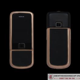 Nokia 8800 vàng hồng da đen 1