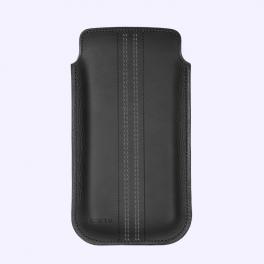 Bao da bê màu đen huyền trượt dành cho New Signature Touch 1