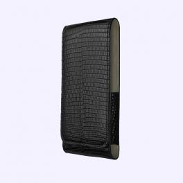 Bao da thằn lằn màu đen huyền có nắp dành cho New Signature Touch 3