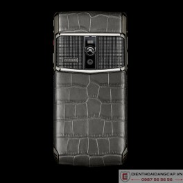 Vertu mới New Signature Touch CLOUS DE PARIS ALLIGATOR 2016 2