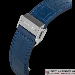 HUBLOT Classic Fusion Automatic Blue Sunray Dial Titanium 42mm 542.NX.7170.LR -03