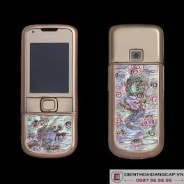 Nokia 8800 Vàng hồng long phụng chính hãng 01