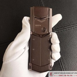 Vertu cũ Signature Pure Chocolate 02