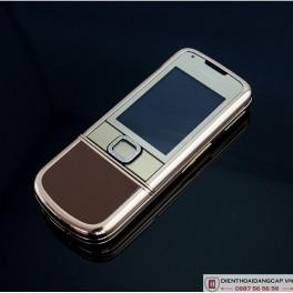 Nokia 8800 Vàng hồng nâu gold phím đá 1
