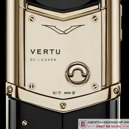 Vertu Mới Signature DESIGN YELLOW GOLD 2016 02